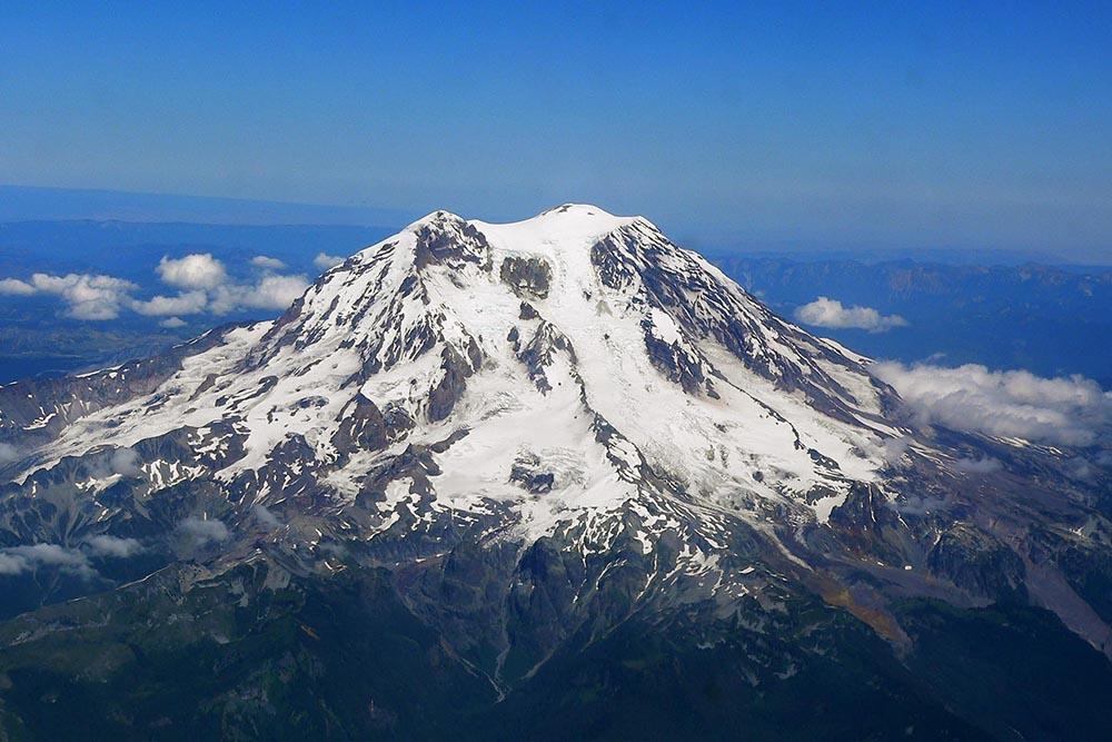 Mount Rainier: Wikimedia