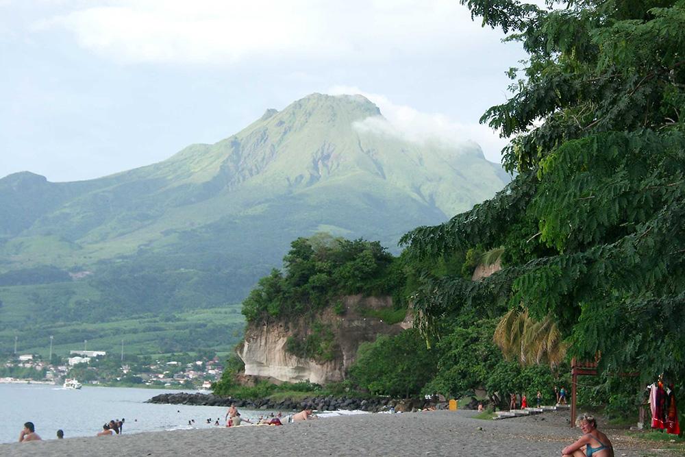 Mount Pelée: WikiPedia