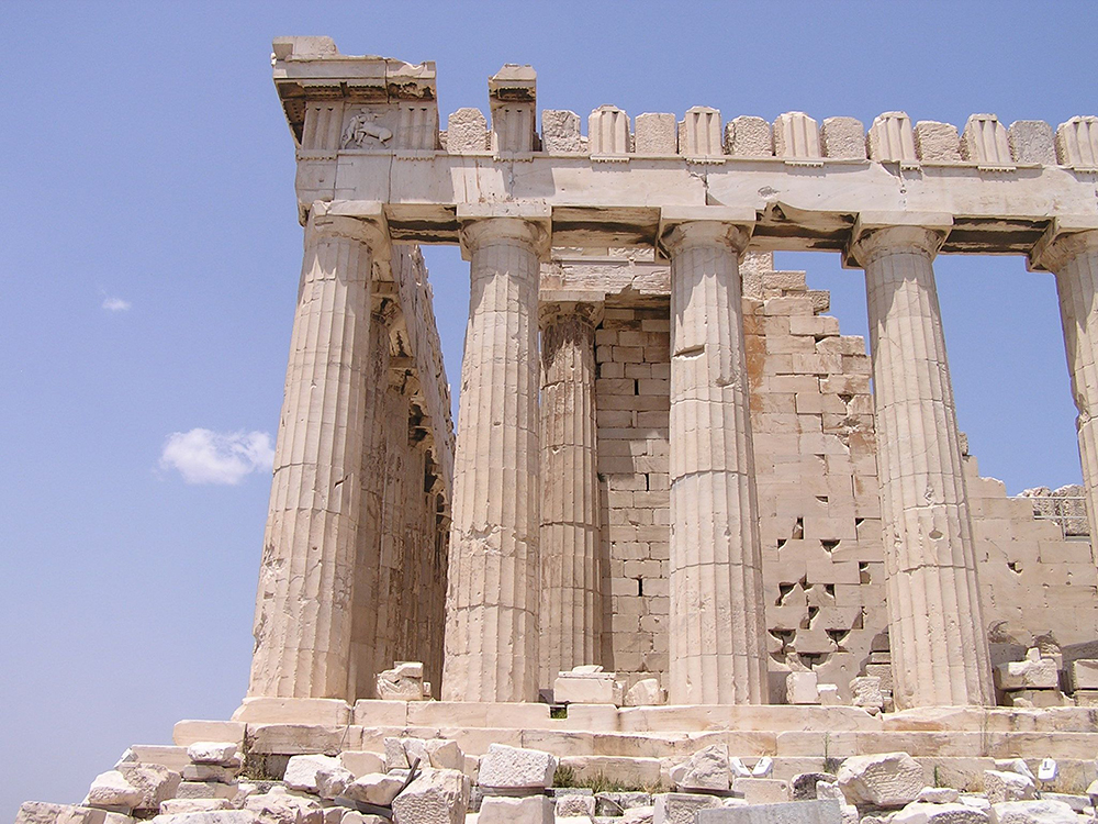10 Must See Ancient Greek Temples