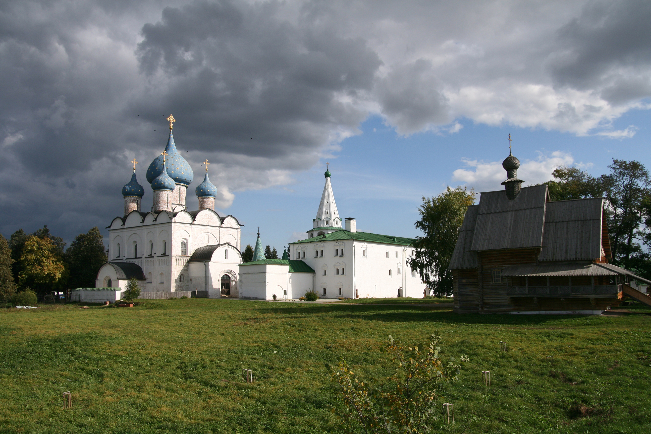 Suzdal Kremlin: WikiMedia