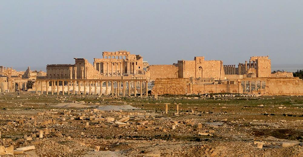 Temple of Bel, Palmyra: WikiPedia