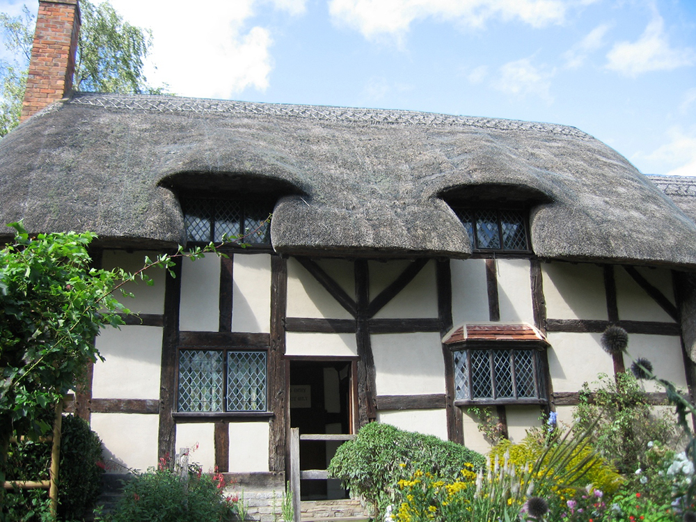 Anna Hathaway's Cottage: Wikimedia