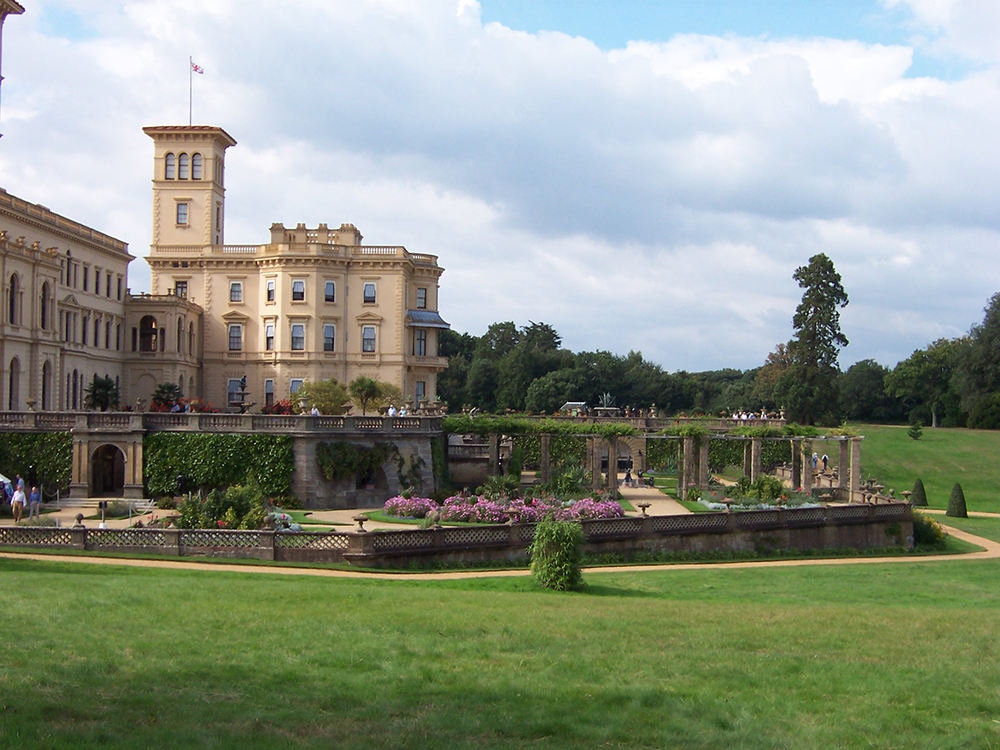 Osborne House: Wikimedia