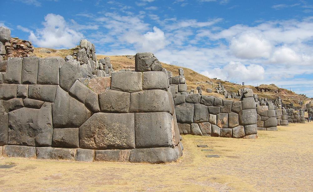 Sacsayhuaman: Wikimedia