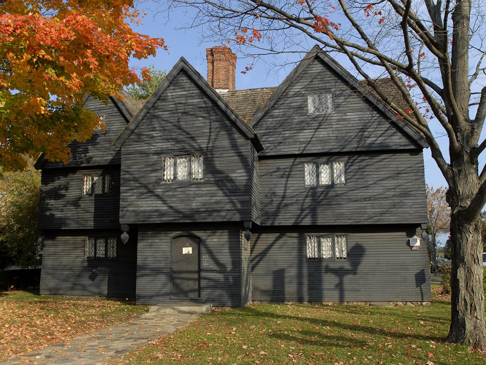 The Witch House: Panoramio
