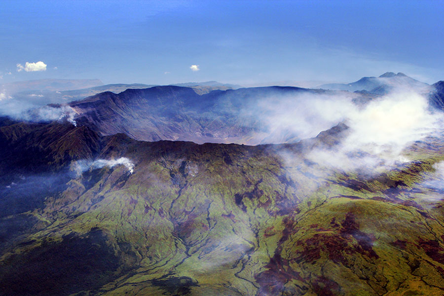 Mount Tambora: WikiPedia