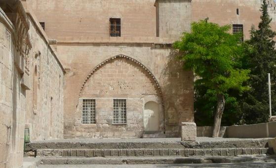 St. Behnam monastery