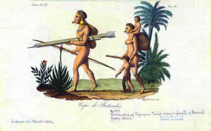 Rapanui people travelling: Public Domain
