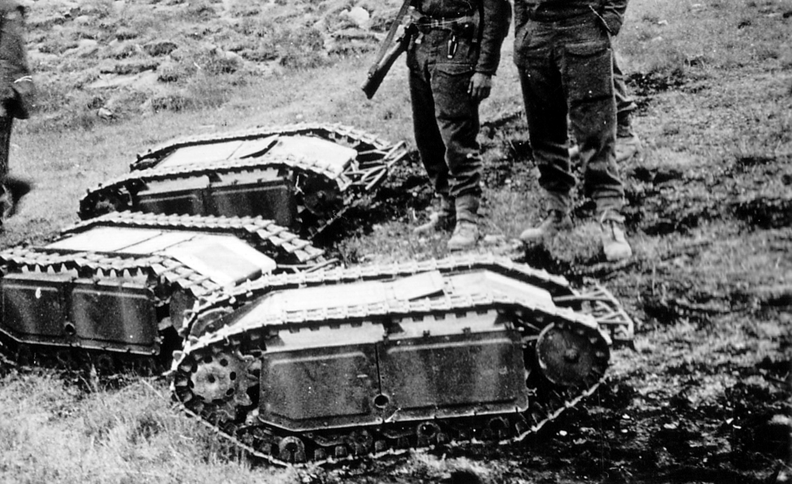 10 bizarre war machines from World War Two - HeritageDaily ...