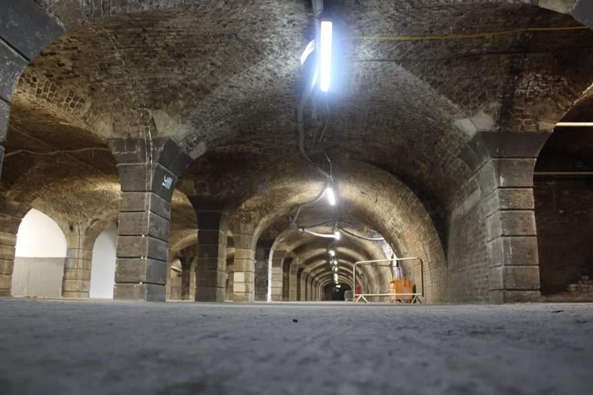 10 secret historical sites beneath london