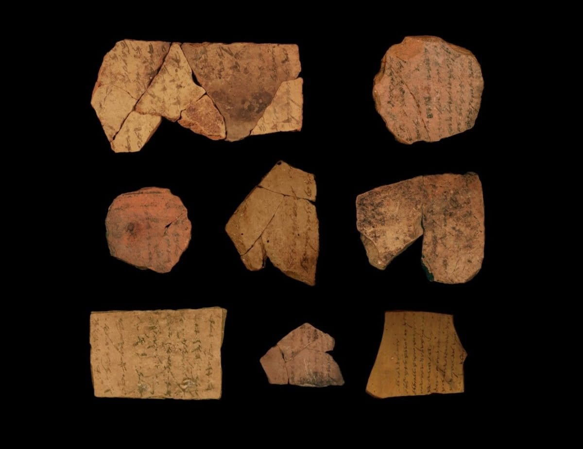 handwriting analysis provides clues for dating of old testament texts