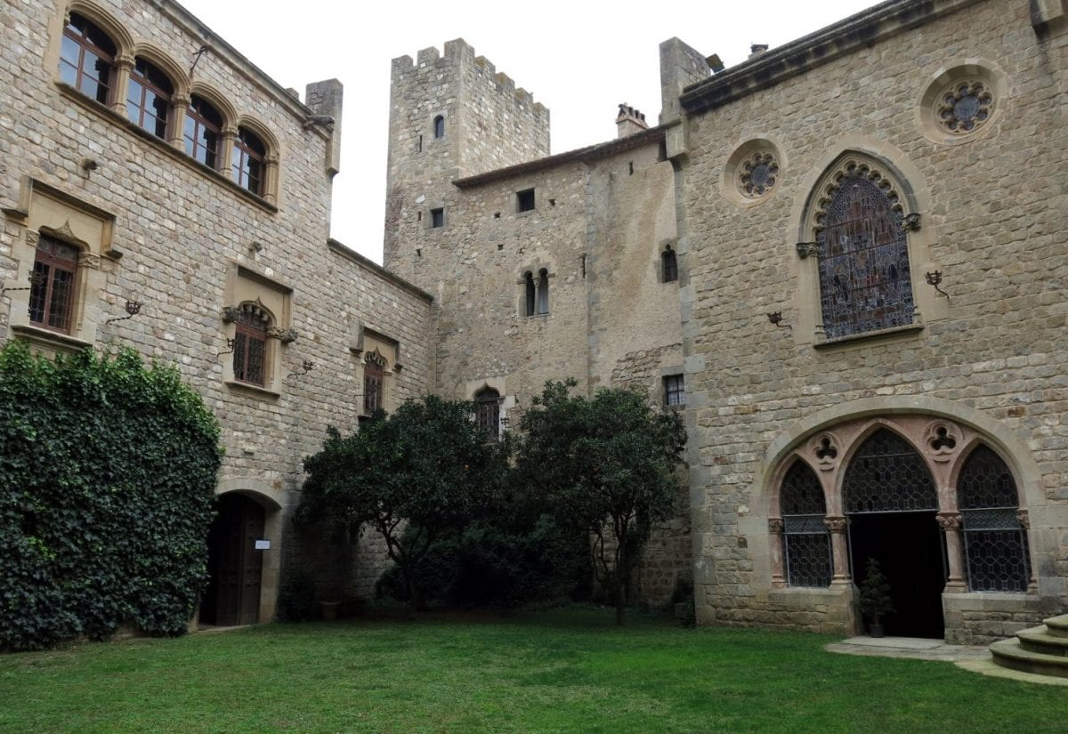 Castell de Santa Florentina - Horn Hill