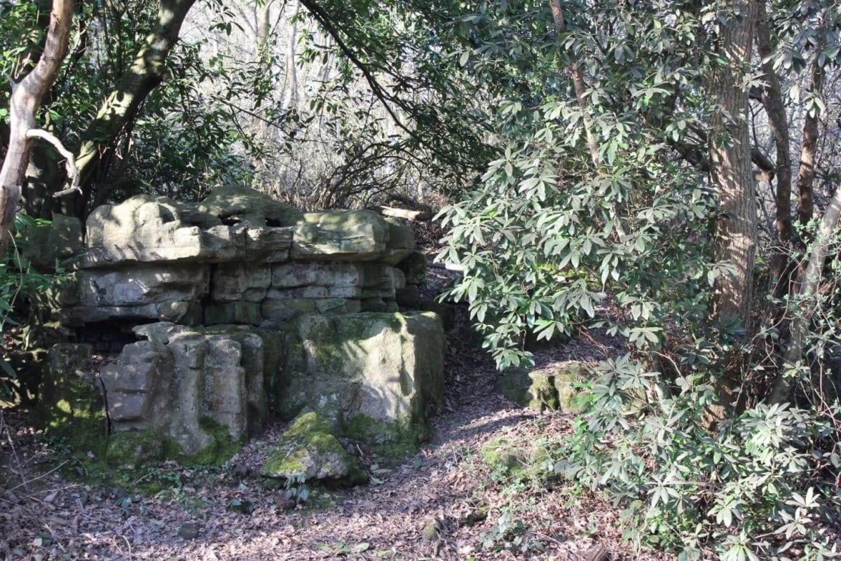 london's iron age forts & fortifications