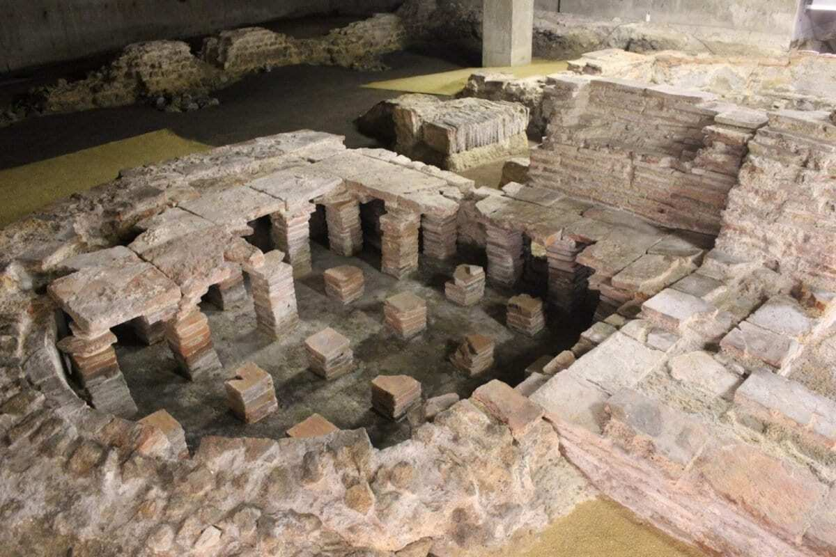10 Roman Locations Of London Heritagedaily Archaeology