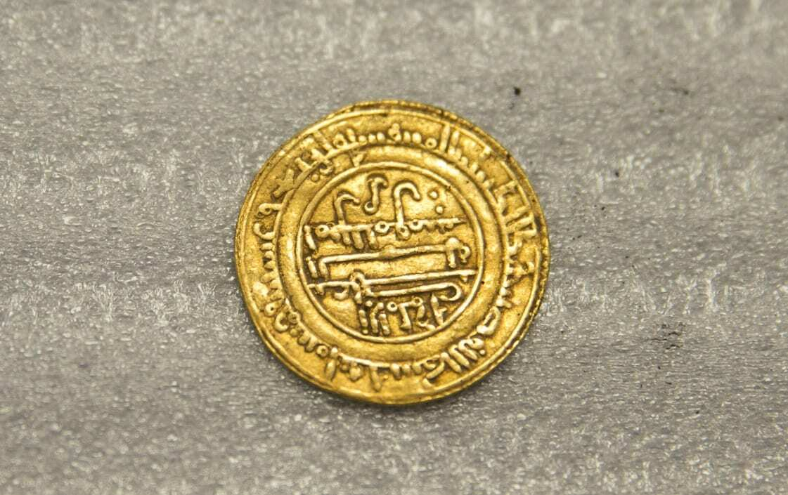 Medieval Treasure Unearthed At The Abbey Of Cluny Heritagedaily
