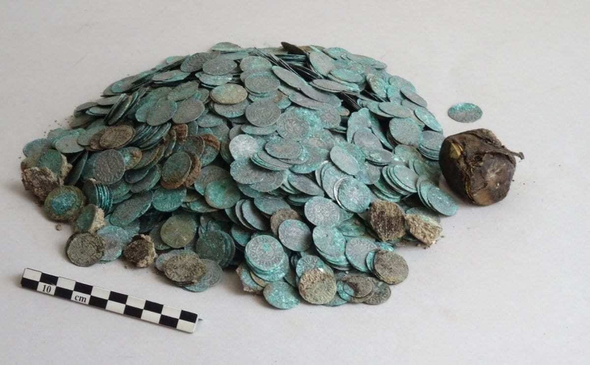 Medieval treasure unearthed at the Abbey of Cluny - HeritageDaily - Heritage & Archaeology News