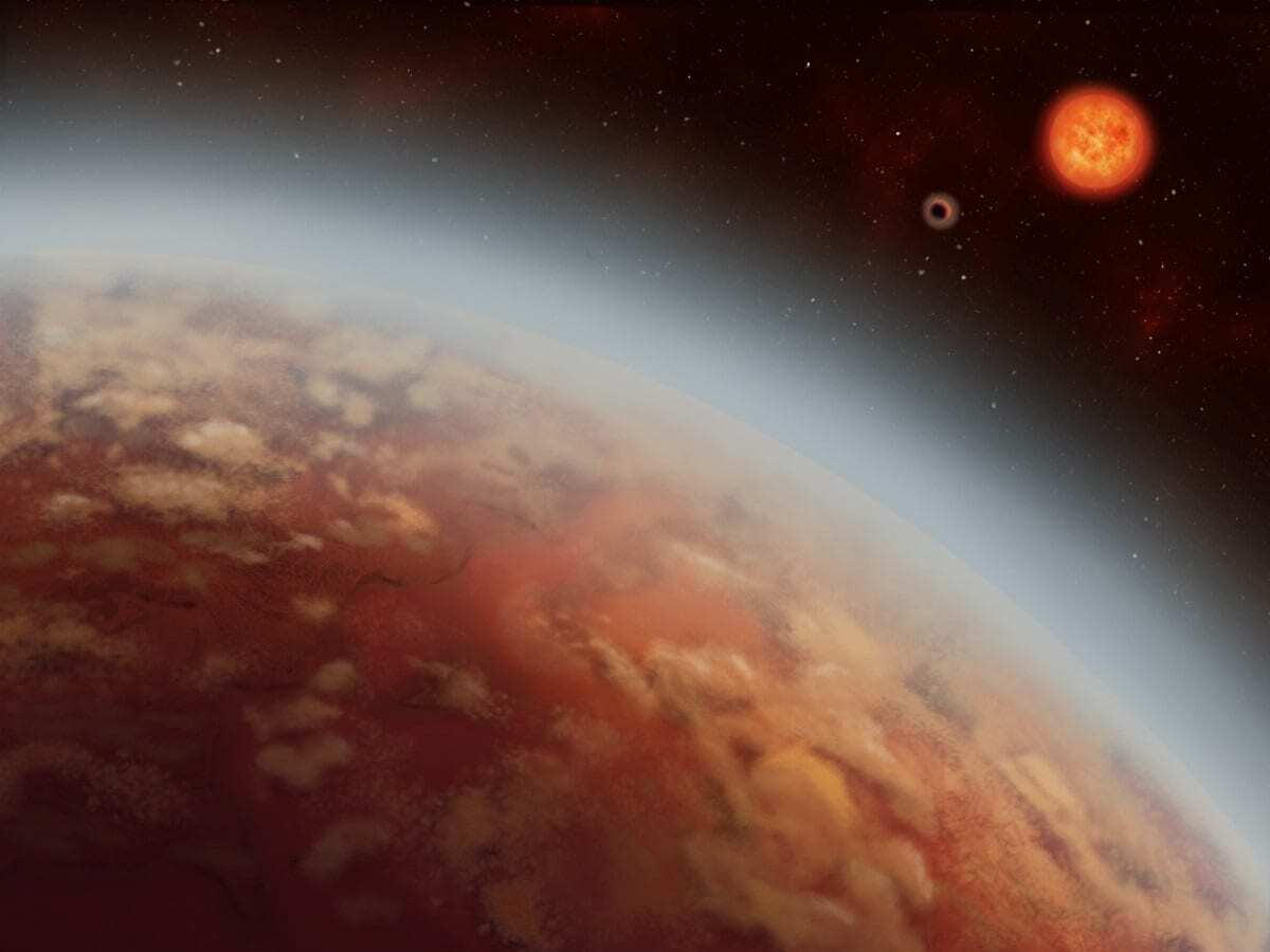 A planet larger than Earth was found and can host extraterrestrial life