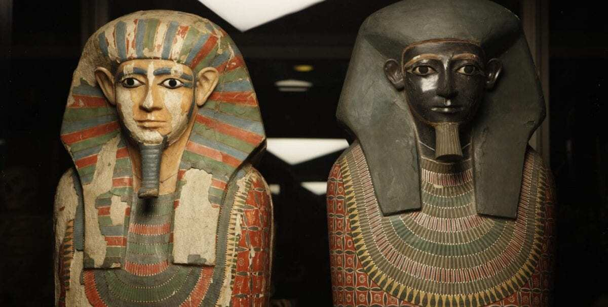4000-year-old Ancient Egyptian Mummy mystery solved