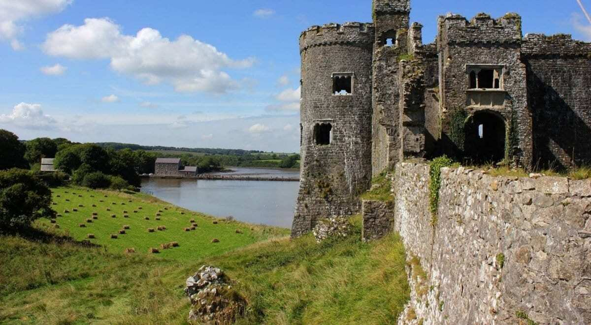Top 10 Places To Visit In Pembrokeshire Heritagedaily Heritage Archaeology News
