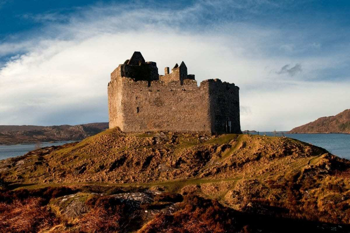 10 highland castles from scotland heritagedaily archaeology news