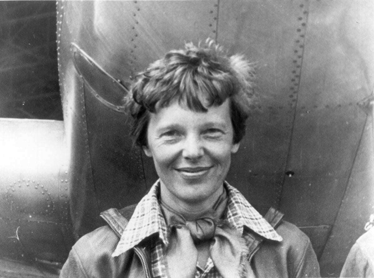 Pacific island bones likely those of Amelia Earhart