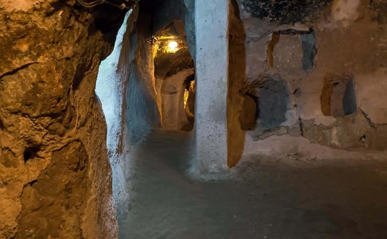 10 underground cave cities & settlements