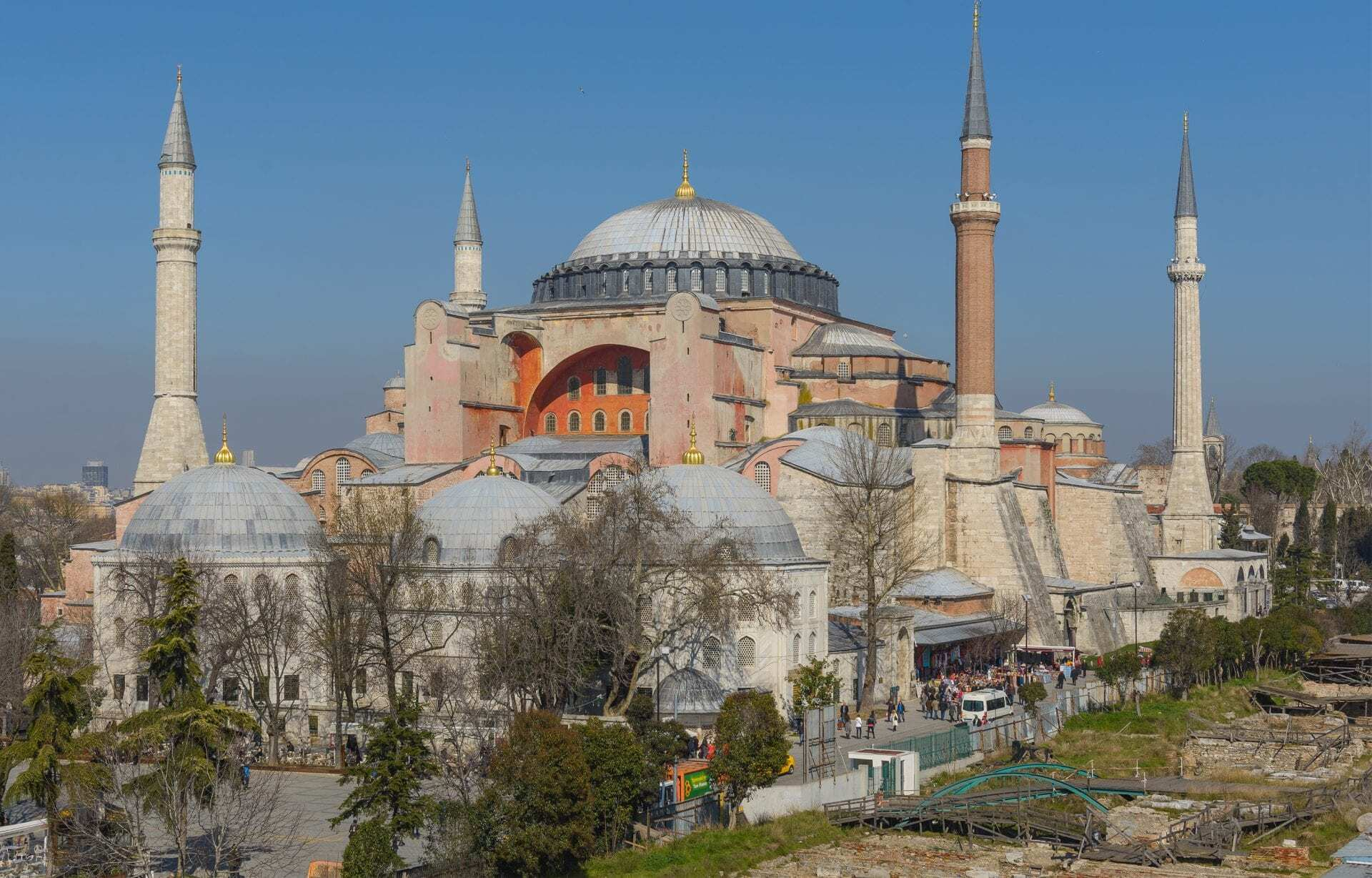 turkish courts reject converting hagia sophia into a mosque