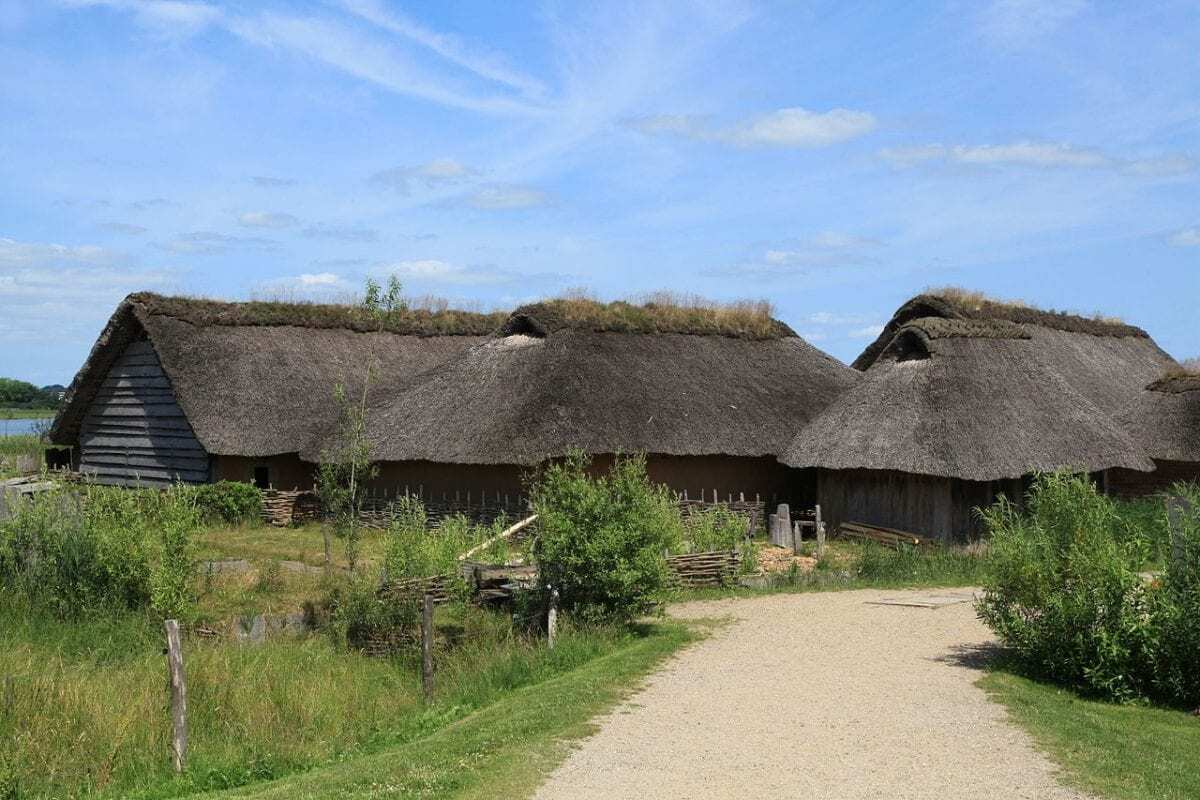 Viking homes were stranger than fiction: portals to the dead, magical artefacts and 'slaves'