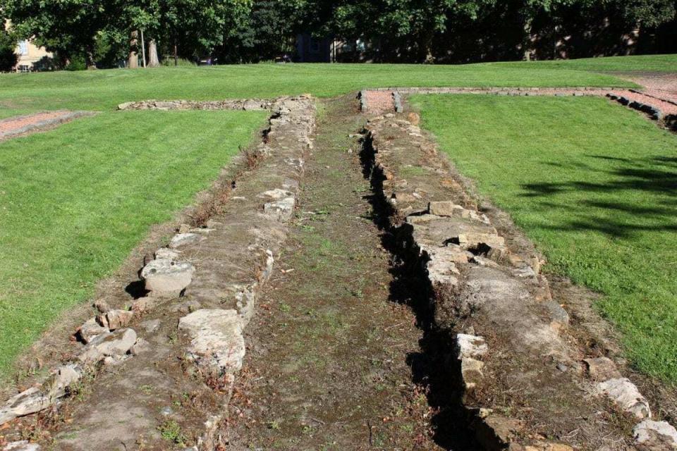 Cramond Roman Fort - Cramond, Edinburgh