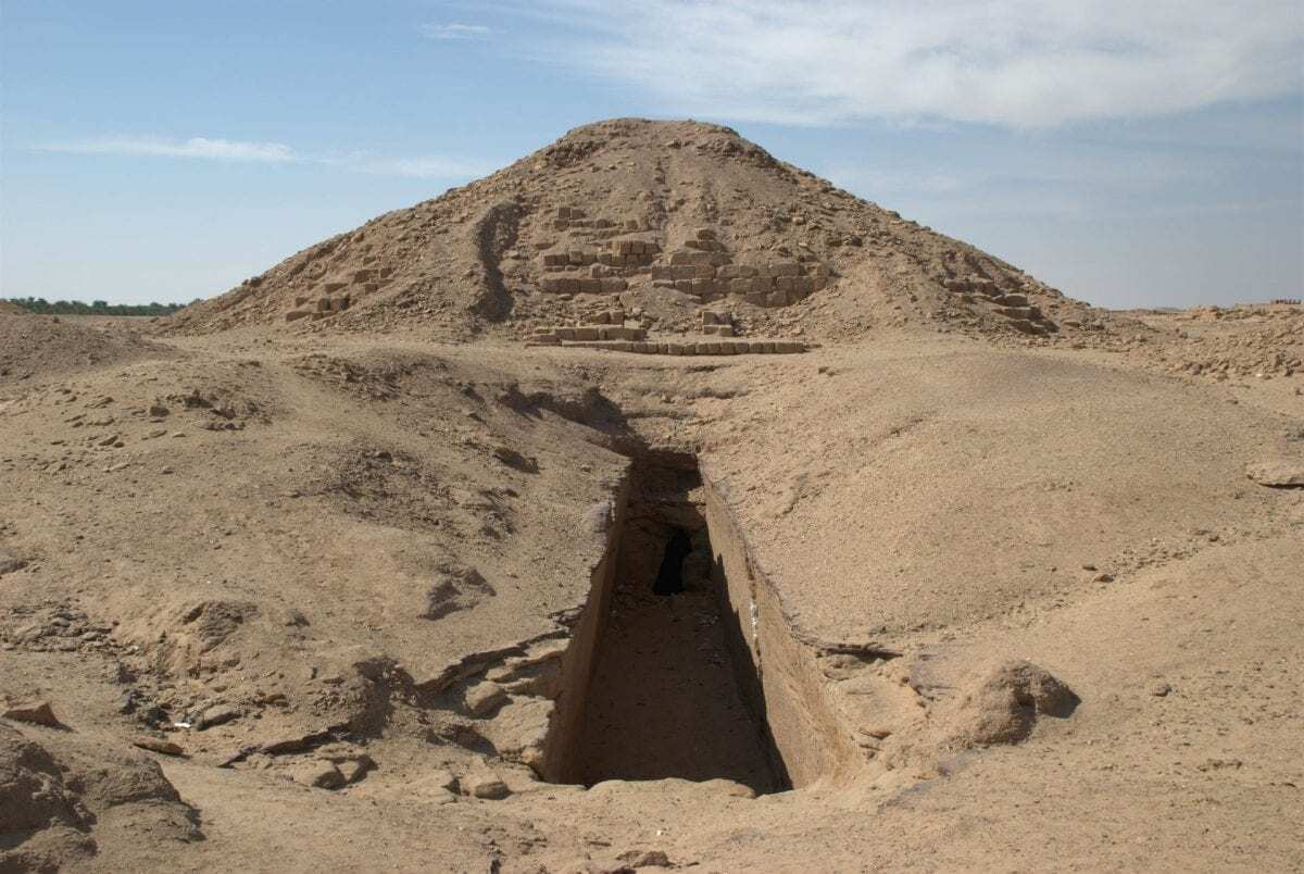 Temple graffiti reveals stories from ancient Sudan - HeritageDaily - Archaeology News
