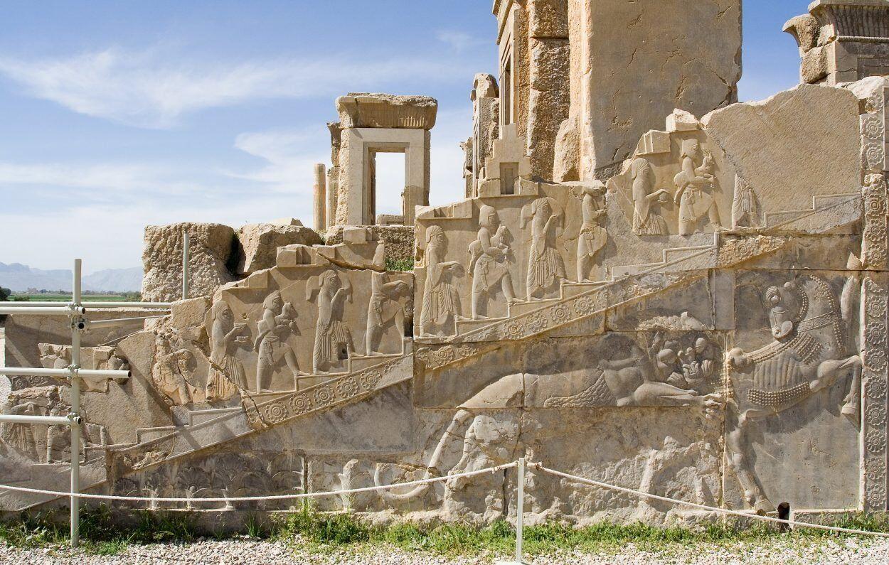 Persepolis Ceremonial Capital Of The Achaemenid Empire Heritagedaily Archaeology News