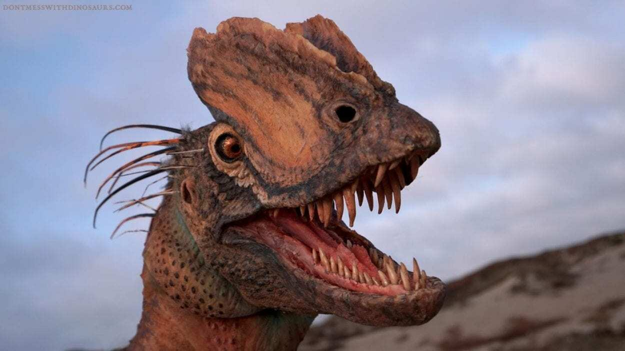 Dilophosaurus is Less Lizard, More Bird - HeritageDaily