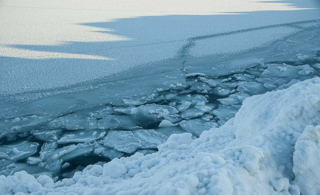 New Study Supports Predictions That the Arctic Could be Free of Sea Ice by 2035 - HeritageDaily