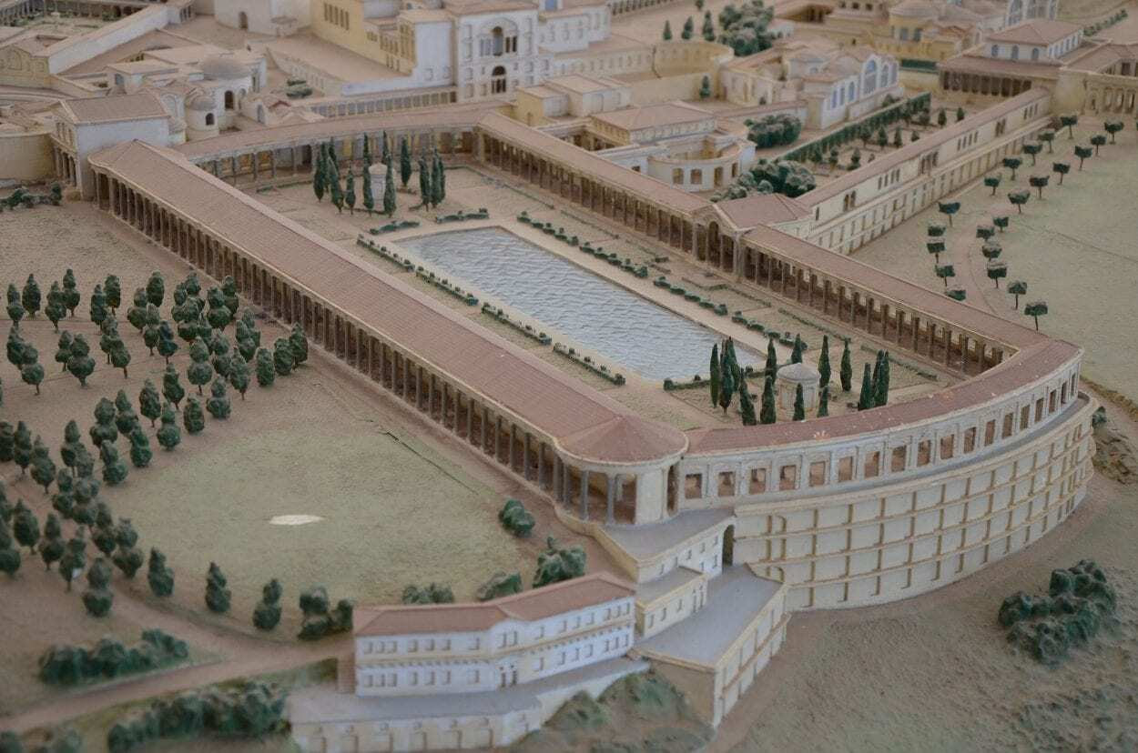 Walking, Talking and Showing Off – a History of Roman Gardens - HeritageDaily - Archaeology News