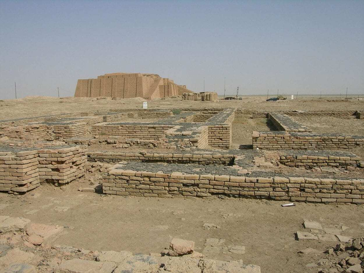 The Ancient City of Ur - HeritageDaily - Archaeology News