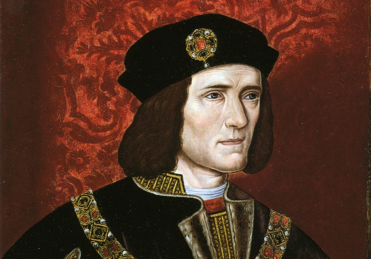 New Study Suggests Richard III Murdered the Princes in the Tower - HeritageDaily - Archaeology News