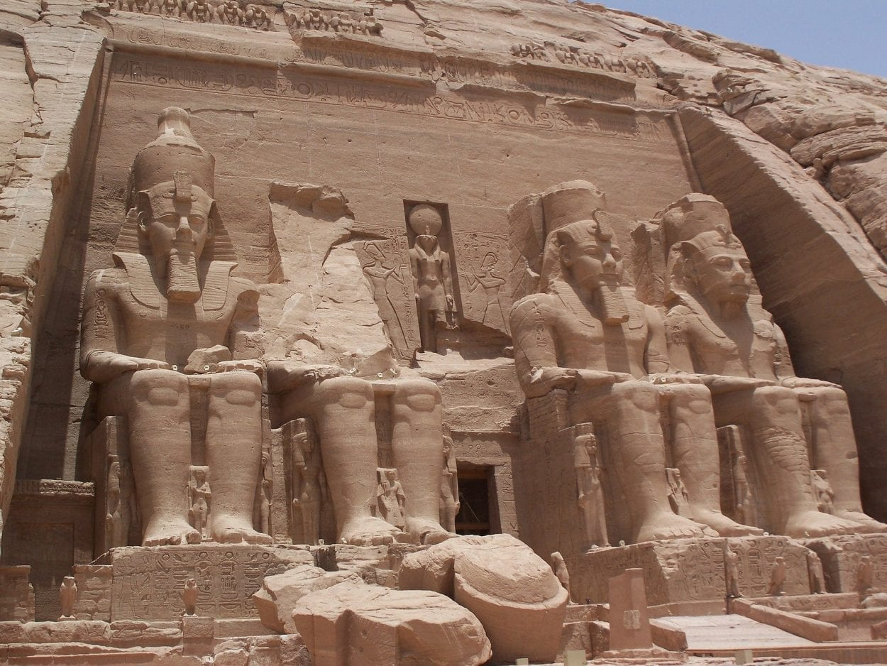 Virtual Interactive Environment of Ancient Egyptian Temple of Abu Simbel - HeritageDaily - Archaeology News