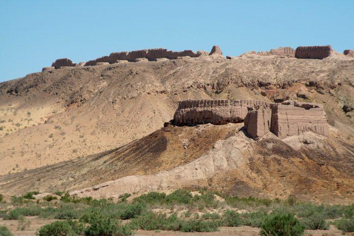 1620px Ruins of Ayaz Kala